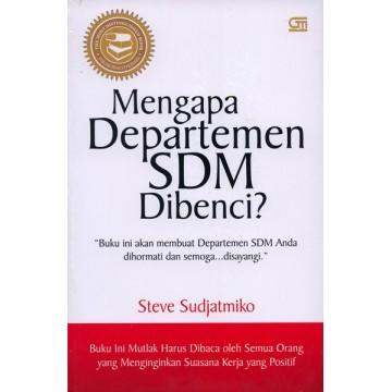 Mengapa Departemen SDM Dibenci?