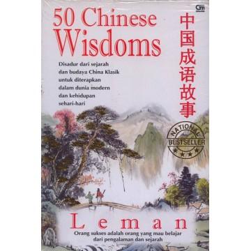 50 Chinese Wisdoms