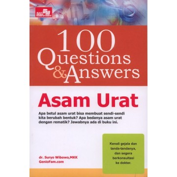 100 Questions & Answers: Asam Urat