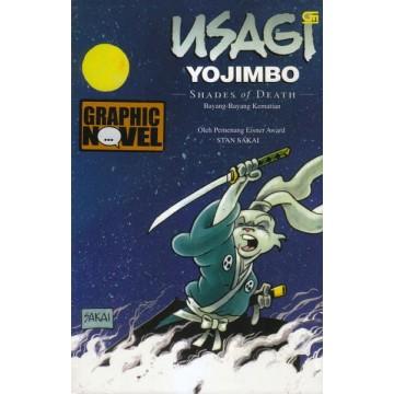 Usagi Yojimbo 1: Shades of Death (Bayang-bayang Kematian)