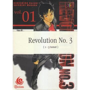 Revolution No. 3 Vol. 1-3