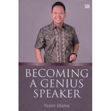 Becoming A Genius Speaker