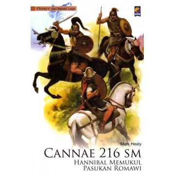 OSPREY: Seri Medan Laga - Cannae 216 SM: Hannibal Memukul Pasukan Romawi